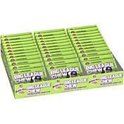 Big League Chew Sour Apple Bubble Gum 3 Tray Pack