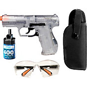 Walther P99 Airsoft Gun Kit – Clear