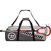 Warrior Black Hole Shorty Lacrosse Bag