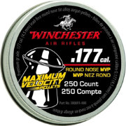 Winchester .177 Caliber Max Velocity Pellets – 250 Count