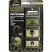 Walker's Game Ear Patriot Patch Kit