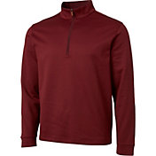 Walter Hagen Men's Herringbone Half-Zip Golf Pullover