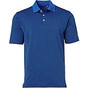 Walter Hagen Men's Core Fashion Stripe Golf Polo