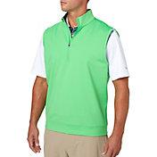Walter Hagen Men's Essentials Quarter-Zip Golf Vest