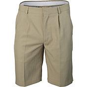 Walter Hagen Men's Eleven Pleated Golf Shorts