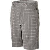 Walter Hagen Men's Perfect 11 Windowpane Golf Shorts