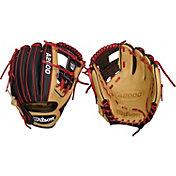 Wilson 11.5'' DP15 A2000 SuperSkin Series Glove