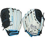 "Wilson 12"" Aura A800 Series Fastpitch Glove"