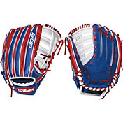 Wilson 13'' A2000 'Merica Series Slow Pitch Glove