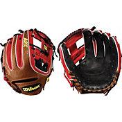"Wilson 11.5"" Brandon Phillips 'Dat Dude' A2K Series Glove"