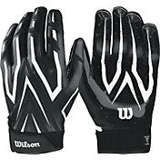 Wilson Adult MVP Clutch Skill Receiver Gloves