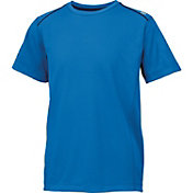 Wilson Boys' nVision Elite Crew Tennis Shirt