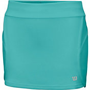 Wilson Girls' Sporty 11'' Tennis Skirt