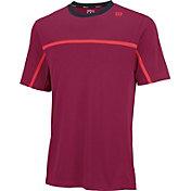 Wilson Men's Color Block Tennis Shirt
