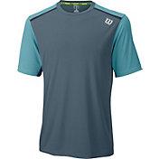 Wilson Men's Jacquard Crew Shirt