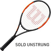 Wilson Burn 100 Team Pro Tennis Racquet