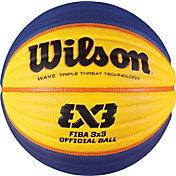 Wilson FIBA 3x3 Official Game Basketball (28.5)