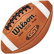 Wilson GST Leather Pee Wee Football