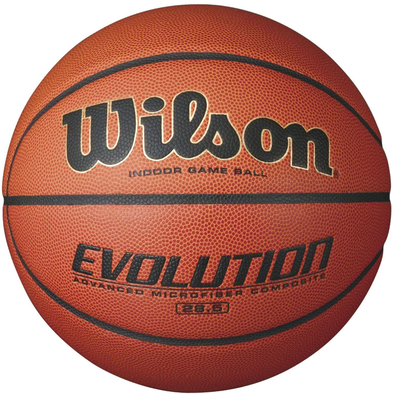 "Wilson Evolution Game Basketball (28.5"") | DICK'S Sporting Goods"