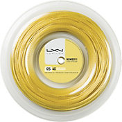 Luxilon 4G Rough 16L Tennis String – 200M Reel