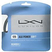 Luxilon ALU Power Soft 16L Tennis String – 12.2M Set
