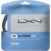 Luxilon ALU Power Feel 18 Tennis String – 12.2M Set