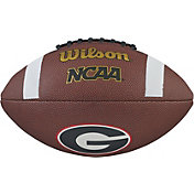 Wilson Georgia Bulldogs Composite Official-Size Football