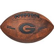 Wilson Georgia Bulldogs Throwback Mini Football