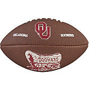 Wilson Oklahoma Sooners Tide Touch Mini Football