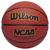 "Wilson NCAA All-Surface Rubber Basketball (28.5"")"