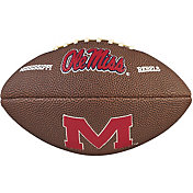 Wilson Ole Miss Rebels Tide Touch Mini Football