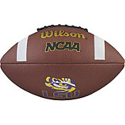 Wilson LSU Tigers Composite Official-Size Football