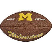 Wilson Michigan Wolverines Tide Touch Mini Football