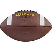 Wilson Miami Hurricanes Composite Official-Size Football