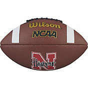 Wilson Nebraska Cornhuskers Composite Official-Size Football