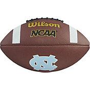 Wilson North Carolina Tar Heels Composite Official-Size Football