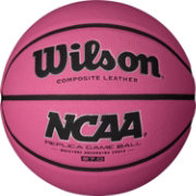 Wilson NCAA Replica Pink Youth Basketball (27.5