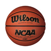 Wilson NCAA Replica Game Basketball (28.5