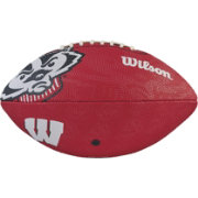 Wilson Wisconsin Badgers Junior Football