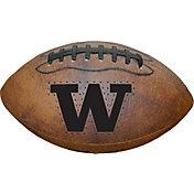 Wilson Washington Huskies Throwback Mini Football