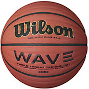 "Wilson Wave Solution Game Basketball (28.5"")"
