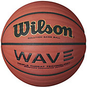 "Wilson Wave Solution Game Official Basketball (29.5"")"