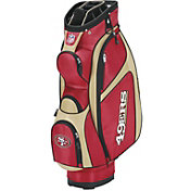 Wilson 2015 San Francisco 49ers Cart Bag