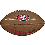 Wilson San Francisco 49ers Touch Mini Football