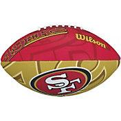 Wilson San Francisco 49ers Junior Football