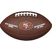 Wilson San Francisco 49ers Composite Official-Size Football