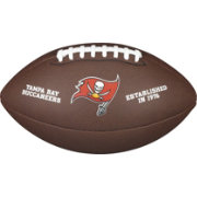 Wilson Tampa Bay Buccaneers Composite Official-Size Football