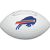 Wilson Buffalo Bills Autograph Official-Size Football