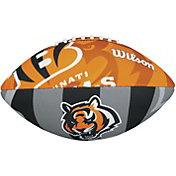 Wilson Cincinnati Bengals Junior Football