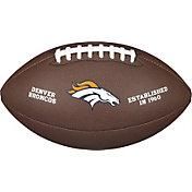 Wilson Denver Broncos Composite Official-Size Football